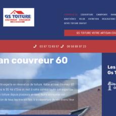 Couvreur Oise et 95 GS Toiture