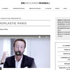 Blépharoplastie supérieure Paris