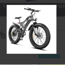 Vélo électrique ? Un peu d'histoire